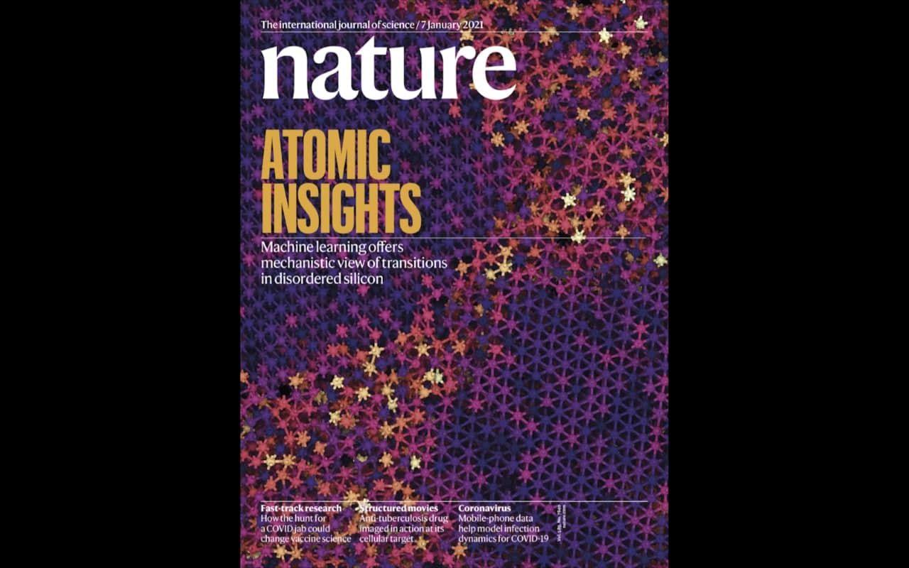 Журнал NATURE январь 2021: Главные материалы