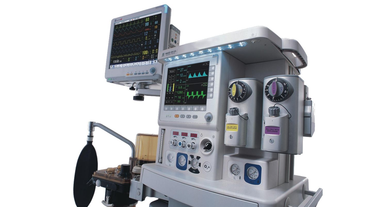 Наркозно-дыхательный аппарат WATO EX-65 от Mindray