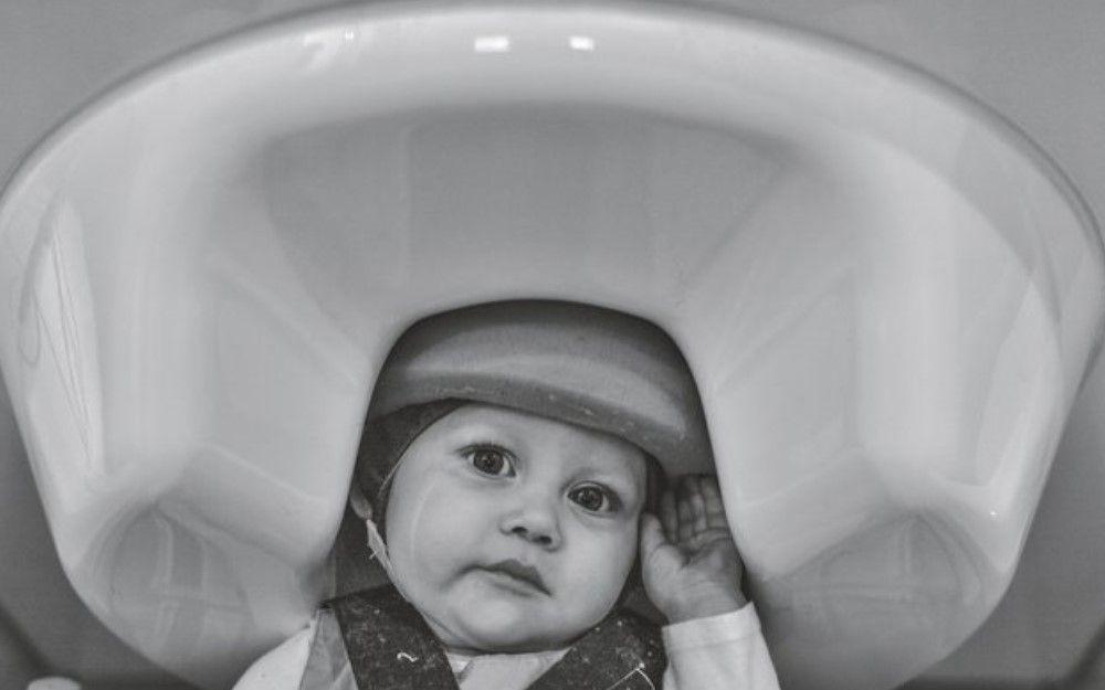 Мозг младенца — мощная машина, настройка которой зависит от родителей
