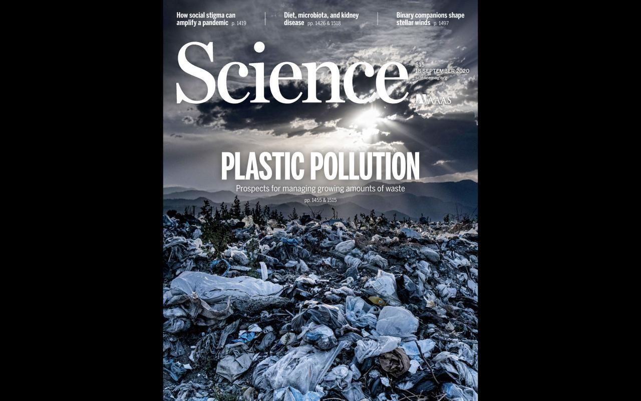 Журнал Science  сентябрь 2020: Главные материалы