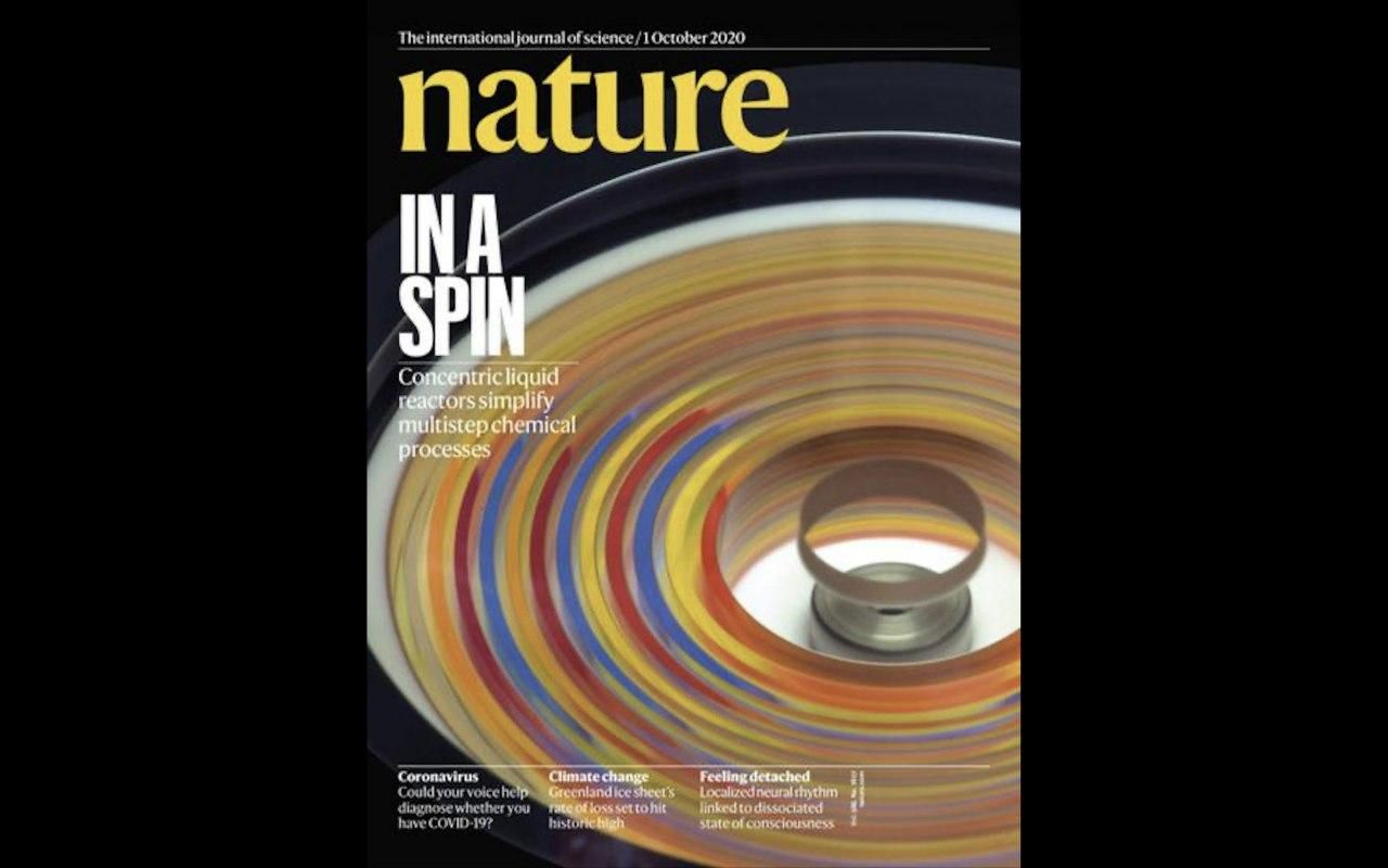 Журнал Nature октябрь 2020: Главные материалы