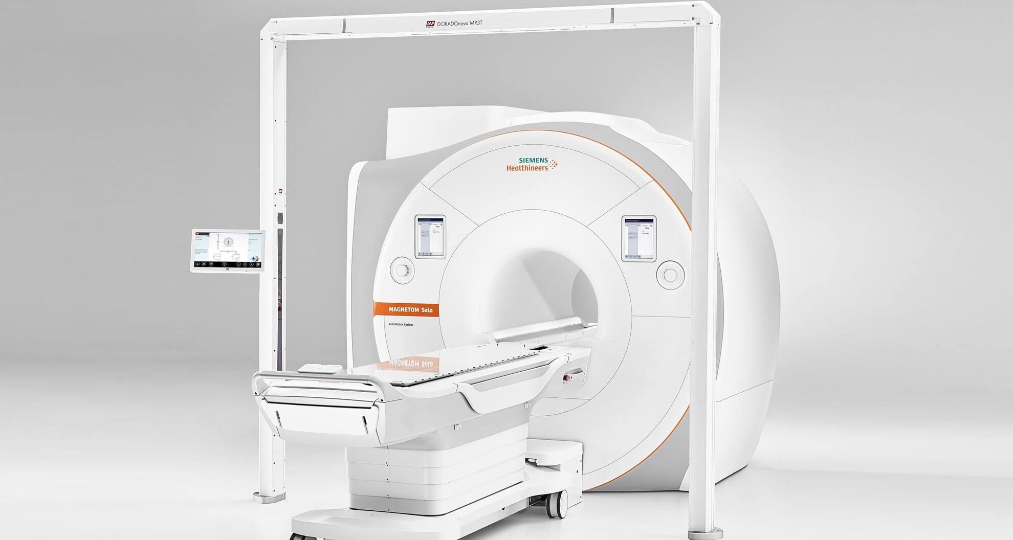 Siemens Healthineers представила новый сканер Magnetom Sola серии Pro Edition