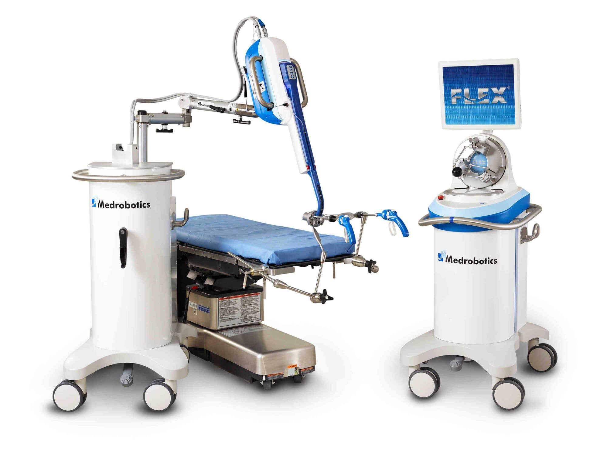 Medrobotics® объявляет оначале продаж в Европе роботизированной системы Flex®для гастроэнтерологии