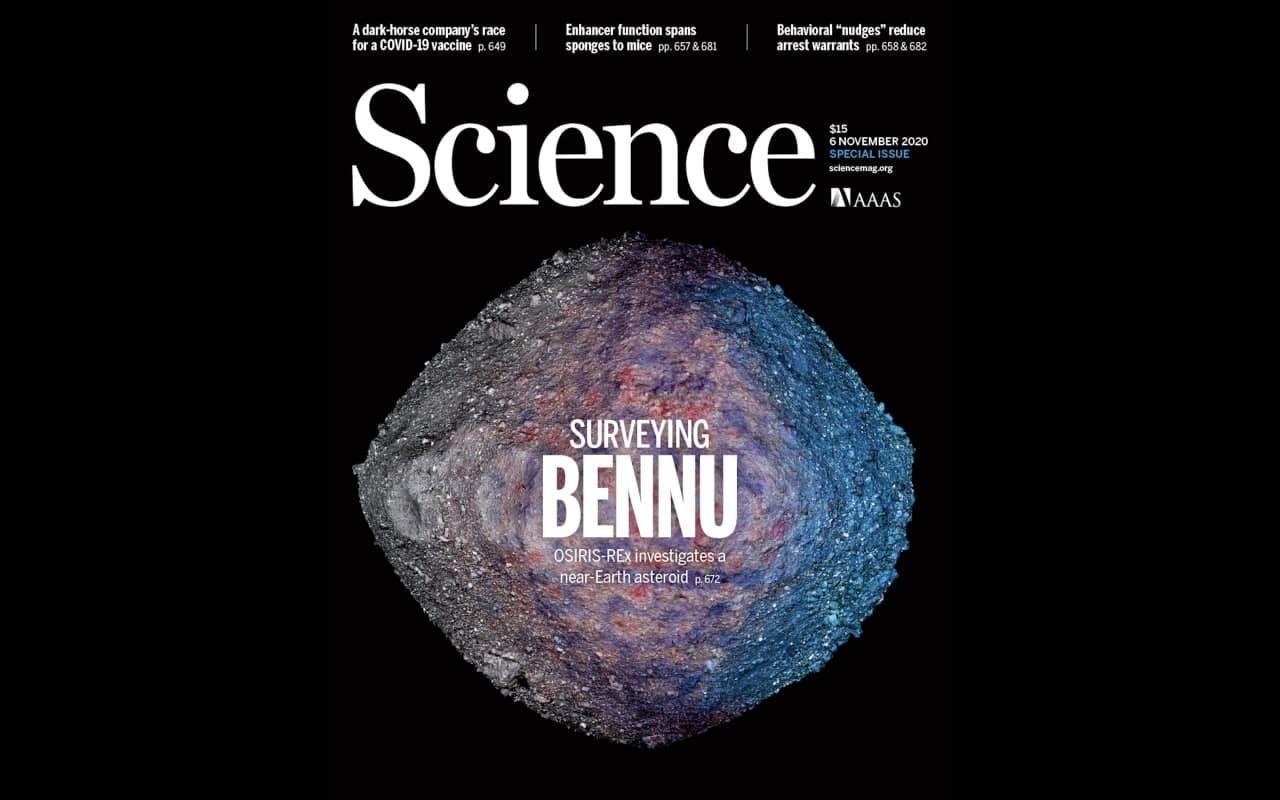 Журнал SCIENCE ноябрь 2020: Главные материалы